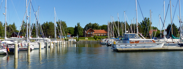 Yachtcharter Rügen und Ostsee