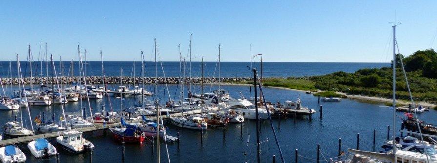 Yachtcharter Rügen ab Glowe