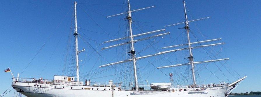 Yachtcharter Stralsund Nordmole