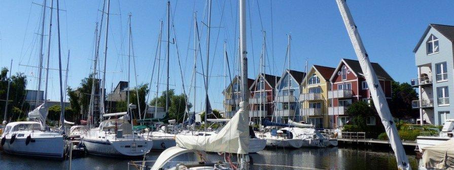 Yachtzentrum Greifswald