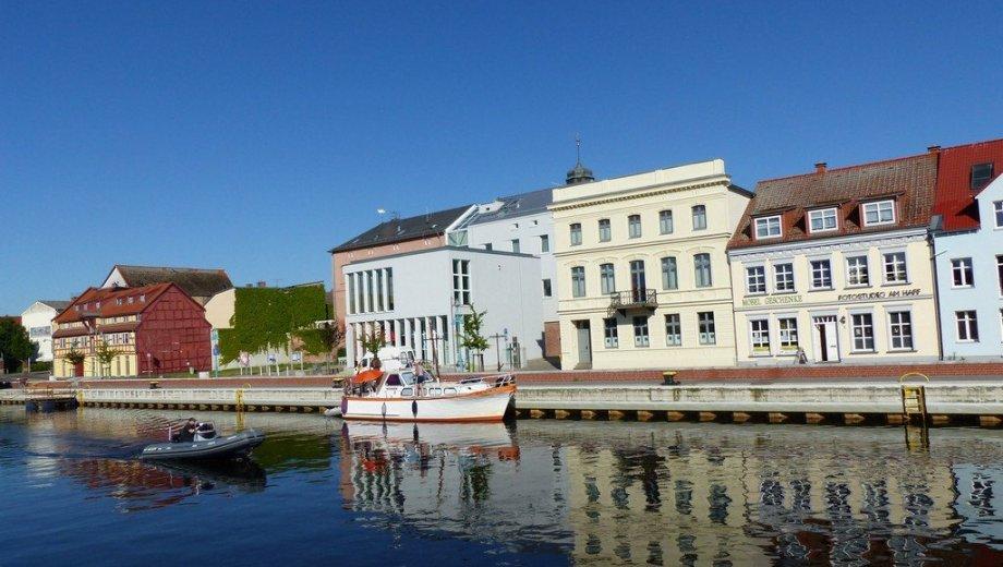 Ueckermünde - Oderhaff