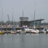 Hafen in Barth