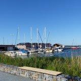 Hafen von Stahlbrode