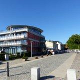 Hafen von Altefähr auf Rügen