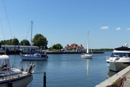 Yachtcharter Usedom