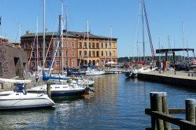 Stralsund Querkanal