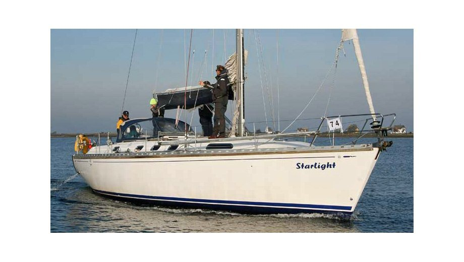 "Dufour 43 ""Starlight"" in Greifswald"