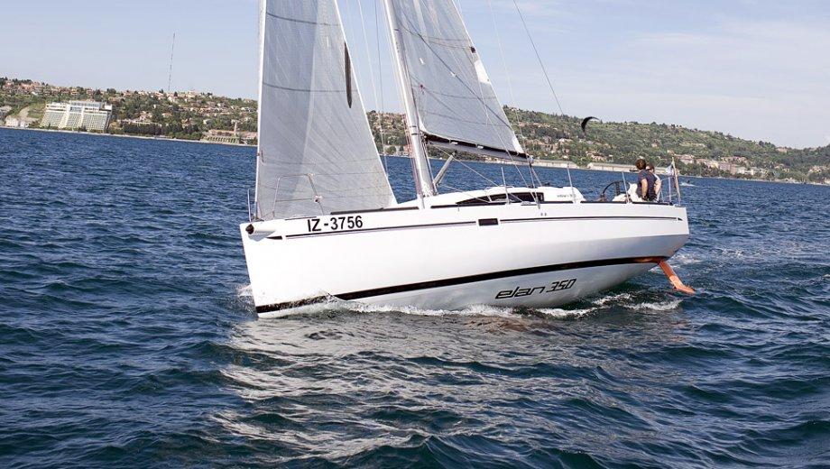 Elan 350